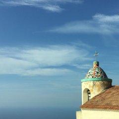 Отель La Quiete degli Dei Аджерола приотельная территория фото 2