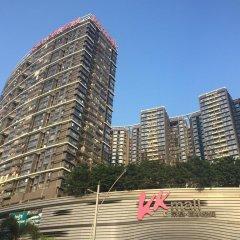 Апартаменты Shenzhen Grace Apartment Улучшенные апартаменты с различными типами кроватей