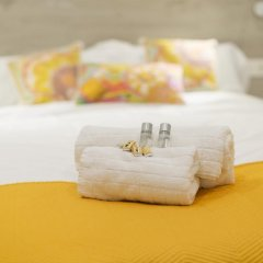 Отель Pension El Puerto Номер Делюкс с 2 отдельными кроватями фото 4
