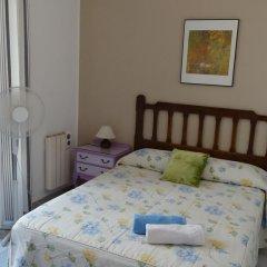 Отель Pensión Olympia 2* Стандартный номер с двуспальной кроватью (общая ванная комната) фото 35