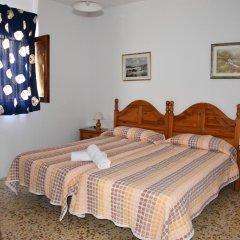 Отель Pensión Eva комната для гостей фото 4