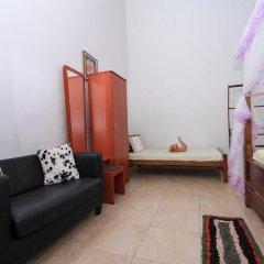 Отель Negombo Village 2* Стандартный номер с различными типами кроватей фото 11
