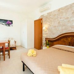 Отель Residence La Villetta Римини комната для гостей фото 4