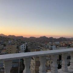 Отель Peace Way Hotel Иордания, Вади-Муса - отзывы, цены и фото номеров - забронировать отель Peace Way Hotel онлайн балкон