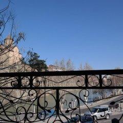 Отель Oldubani Apartments Грузия, Тбилиси - отзывы, цены и фото номеров - забронировать отель Oldubani Apartments онлайн балкон