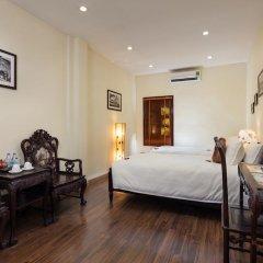 Hanoi Chic Hotel комната для гостей фото 5