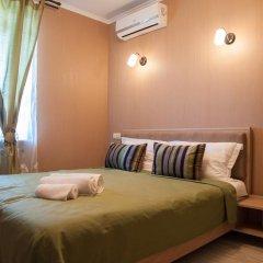 Мини-Отель Villa Dacha Студия разные типы кроватей фото 11