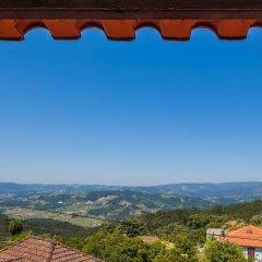 Отель Casa Da Pedra Португалия, Амаранте - отзывы, цены и фото номеров - забронировать отель Casa Da Pedra онлайн балкон