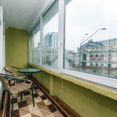 Гостиница Бизнес Центр Апартмент балкон фото 2