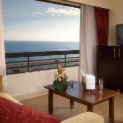 Отель Yellow Praia Monte Gordo 4* Люкс с различными типами кроватей фото 4