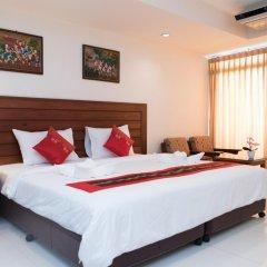 True Siam Phayathai Hotel 3* Стандартный номер с различными типами кроватей фото 8