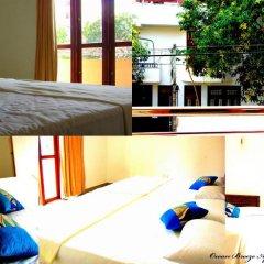 Апартаменты Ocean Breeze Apartment Colombo Номер Делюкс с различными типами кроватей фото 6