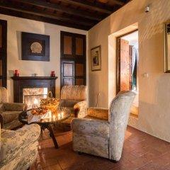 Отель Hacienda El Santiscal - Adults Only Люкс с различными типами кроватей фото 6