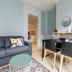 Отель Smartflats City - Saint-Adalbert Апартаменты с различными типами кроватей фото 2