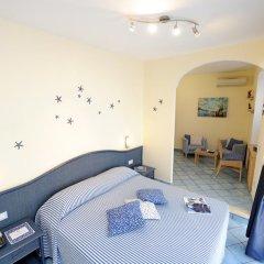 Отель Sharon House Италия, Амальфи - отзывы, цены и фото номеров - забронировать отель Sharon House онлайн комната для гостей фото 3