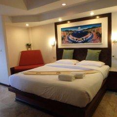 Отель Paradise Inn 3* Стандартный номер с различными типами кроватей фото 5
