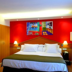 Отель Platjador 3* Стандартный номер с различными типами кроватей фото 13