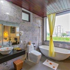 Отель Phu Thinh Boutique Resort & Spa 4* Полулюкс с различными типами кроватей фото 3
