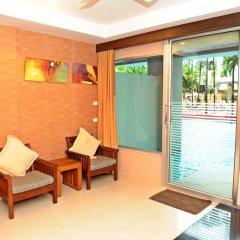 Отель Lanta Sand Resort & Spa 4* Номер Делюкс с различными типами кроватей фото 3