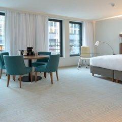 Отель Courtyard by Marriott Brussels EU 4* Люкс с различными типами кроватей