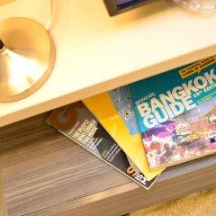 Отель Lost and Found Bed and Breakfast 2* Номер Делюкс с различными типами кроватей фото 4