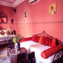 Отель Riad L'Arabesque 3* Стандартный номер с 2 отдельными кроватями фото 4