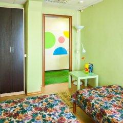Хостел Панда Номер Эконом с 2 отдельными кроватями фото 5