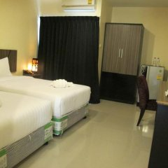 Airy Suvarnabhumi Hotel 3* Стандартный номер с различными типами кроватей фото 14