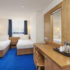 Отель Central Park 3* Стандартный номер с различными типами кроватей фото 3