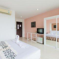 Отель Lords Place 2* Стандартный номер разные типы кроватей фото 6