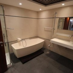Отель Jumeirah Beach Residence Clusters ванная фото 2