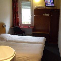 Отель Quick Palace Auxerre Стандартный номер с 2 отдельными кроватями фото 9