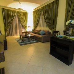 Al Waleed Palace Hotel Apartments-Al Barsha 3* Апартаменты с различными типами кроватей фото 6