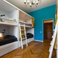Hostel Moroshka Кровать в общем номере с двухъярусной кроватью фото 8