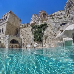 Отель Yunak Evleri - Special Class бассейн фото 3