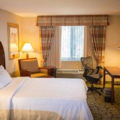 Отель Hilton Garden Inn Los Angeles Montebello 3* Стандартный номер фото 2