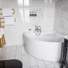 Отель Hôtel Eggers Швеция, Гётеборг - отзывы, цены и фото номеров - забронировать отель Hôtel Eggers онлайн ванная