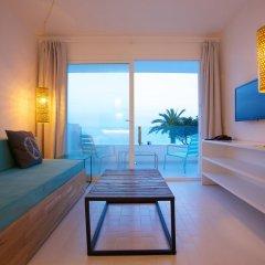 Отель Santos Ibiza Suites Полулюкс с различными типами кроватей фото 9