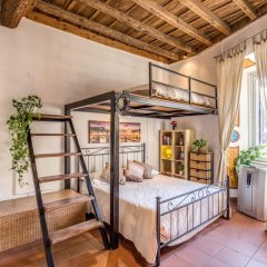 Отель Costaguti Apartment Италия, Рим - отзывы, цены и фото номеров - забронировать отель Costaguti Apartment онлайн комната для гостей фото 4