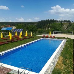 Отель Orbel бассейн фото 3