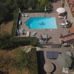 Отель Le Donne di Bargecchia Италия, Массароза - отзывы, цены и фото номеров - забронировать отель Le Donne di Bargecchia онлайн бассейн фото 2