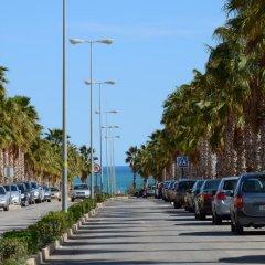 Отель Playamarina Ii Aparthotel Cabo Roig Ориуэла парковка