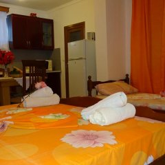 Отель Vila Reni & Risi Албания, Ксамил - отзывы, цены и фото номеров - забронировать отель Vila Reni & Risi онлайн комната для гостей фото 2