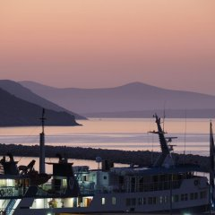 Отель Olympic Hotel Греция, Калимнос - 1 отзыв об отеле, цены и фото номеров - забронировать отель Olympic Hotel онлайн пляж