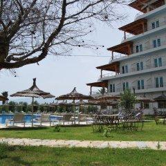 Отель Europa Grand Resort пляж