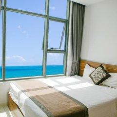 Апартаменты Phi Yen Nha Trang Blue Sea Apartments Апартаменты с различными типами кроватей фото 6