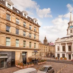 Отель Glasgow City Flats Великобритания, Глазго - отзывы, цены и фото номеров - забронировать отель Glasgow City Flats онлайн фото 2