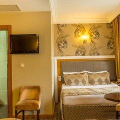 Grand Rosa Hotel Турция, Стамбул - отзывы, цены и фото номеров - забронировать отель Grand Rosa Hotel онлайн комната для гостей фото 3