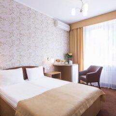 Гостиница Мариот Медикал Центр 3* Стандартный номер с двуспальной кроватью фото 3