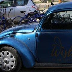 Отель Villa Tulum Hotel Италия, Рим - отзывы, цены и фото номеров - забронировать отель Villa Tulum Hotel онлайн парковка